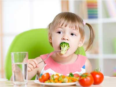 Verduras y niños, ¿Cómo fomentar que las consuman?