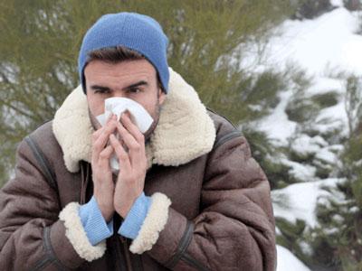 Protege tu salud del frío con una alimentación saludable