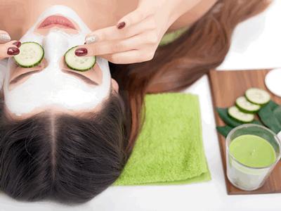 Cómo utilizar las verduras en tratamientos de belleza