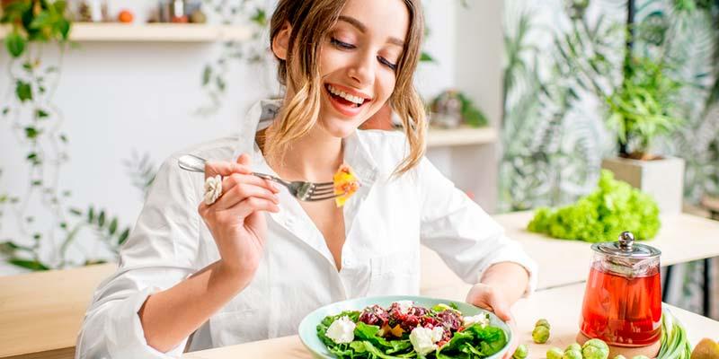 Aumentar el consumo de verduras mejora la salud mental y el humor