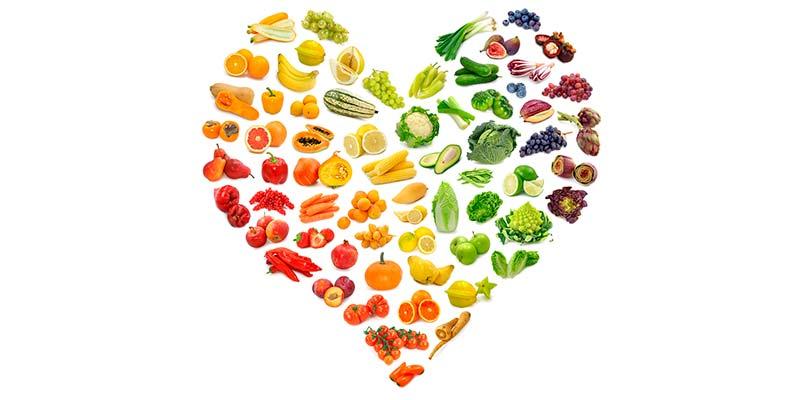 El consumo de frutas y verduras podría ralentizar la progresión de la ELA