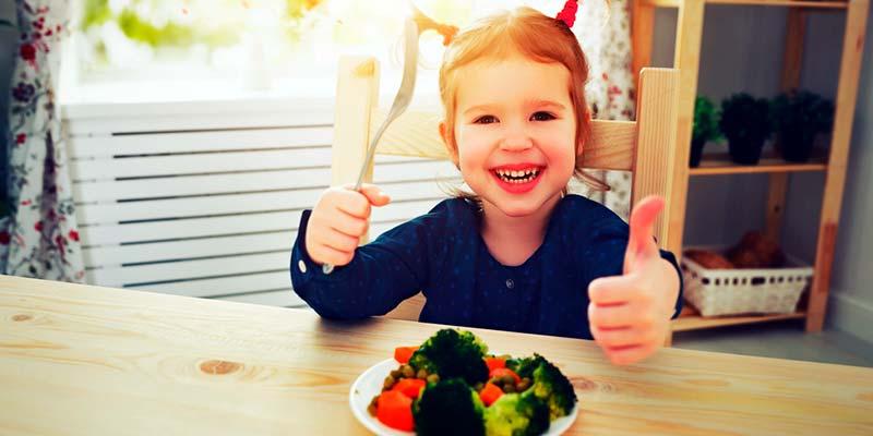 El consumo de frutas y verduras puede reducir la depresión