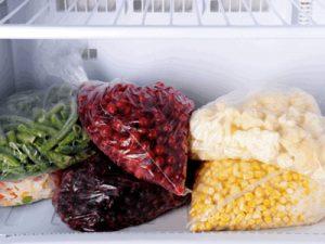 La importancia de la cadena del frío en la calidad de las verduras congeladas