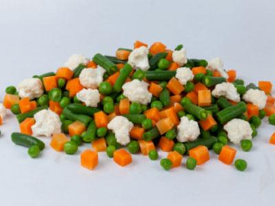 Recientes estudios demuestran que las verduras congeladas son tan nutritivas como las frescas