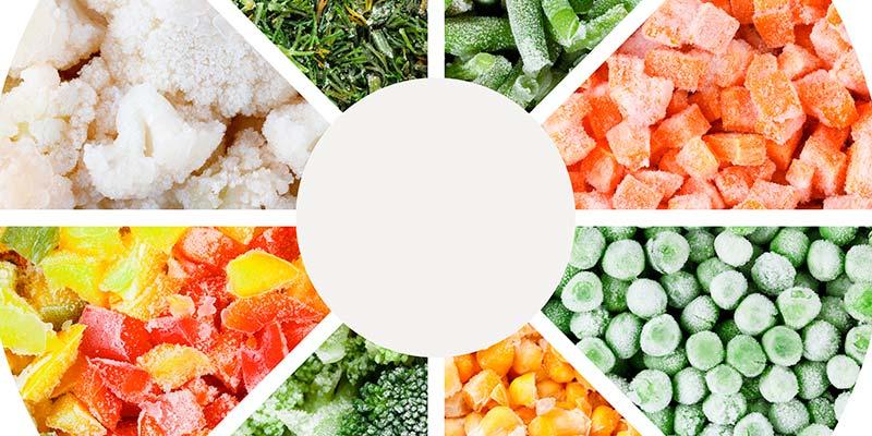 El código secreto que se esconde en los colores de las verduras