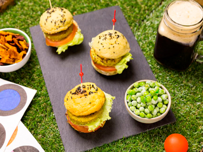 Aperitivos saludables, a base de verduras, para disfrutar del Mundial de Fútbol
