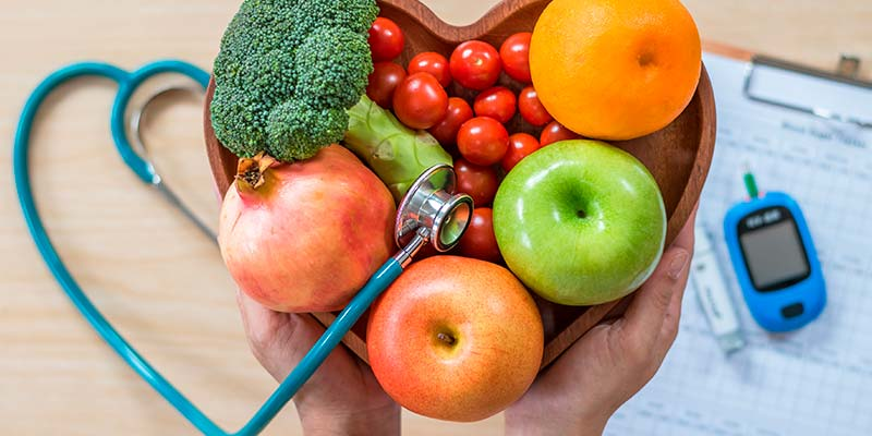 Una dieta rica en antioxidantes ayuda a frenar y prevenir la diabetes tipo 2