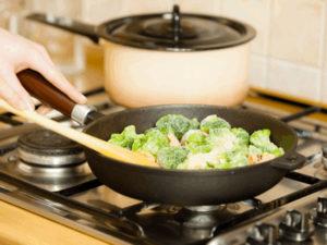 Claves a la hora de comprar y cocinar verduras congeladas