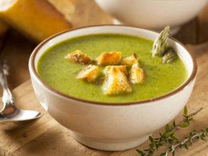 Cremas de verduras, un plato perfecto para combatir el frío